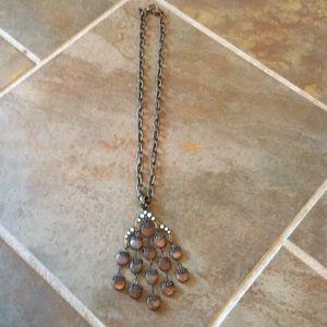 Vintage Lucky Brand Necklace circa 1990's